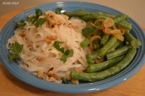 coconut noodles