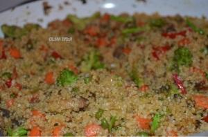 Stir Fry Quinoa7