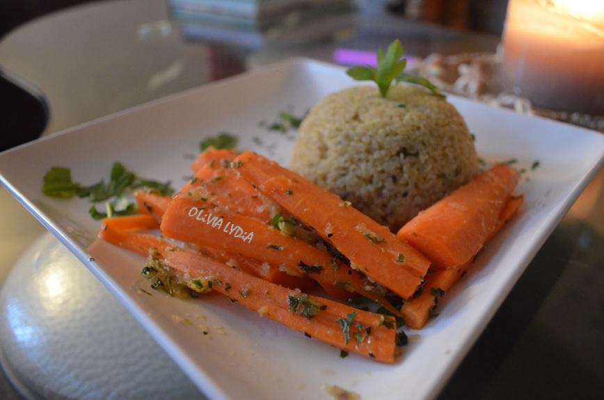 mint carrots