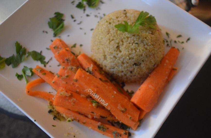 mint quinoa