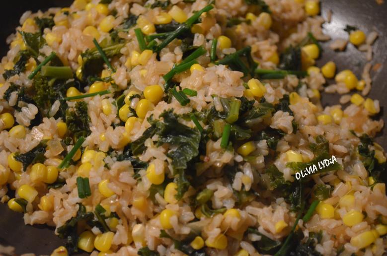 corny kale