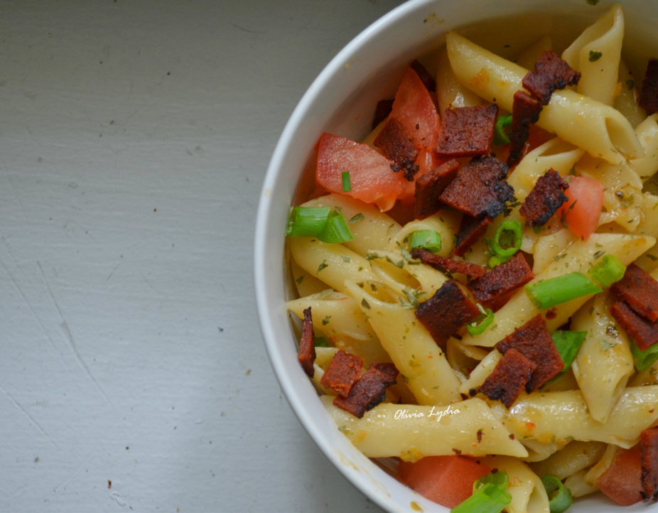 sofrito bacon pasta