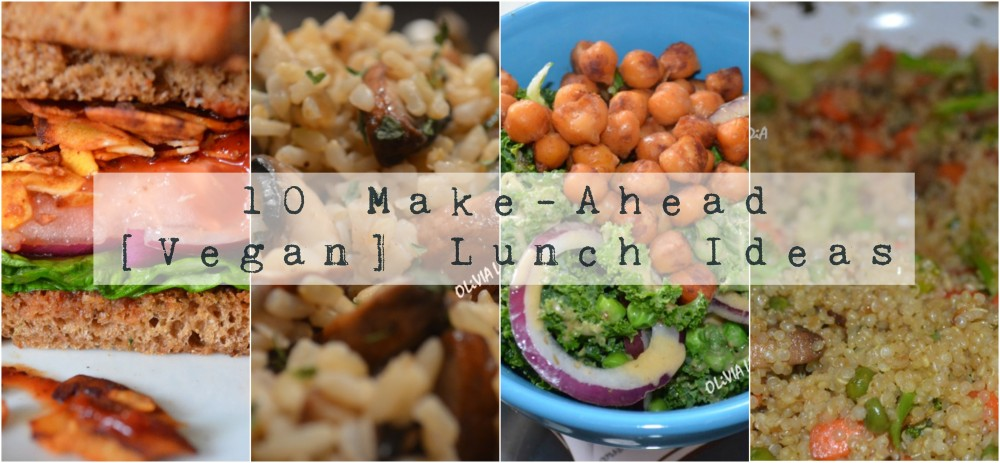 10 lunch ideas